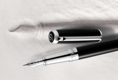 stylo luxe avec gravure