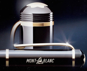 mont blanc stylo magasin paris