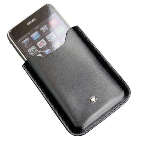 coque iphone 8 montblanc
