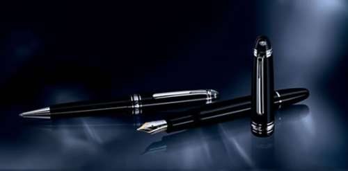 stylo mont blanc edition mozart