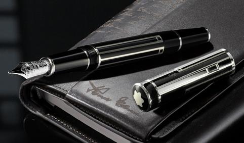 mont blanc stylo plume prix