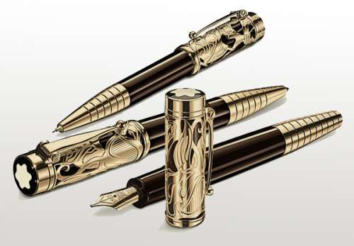 stylo mont blanc reparation paris